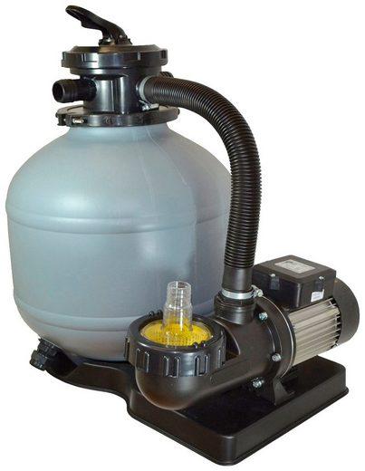 KWAD Sandfilteranlage »SH 6«, Pumpenleistung ca. 6 m³/h