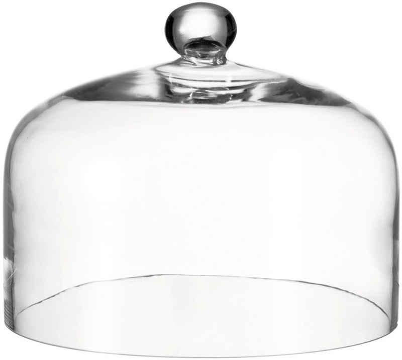 LEONARDO Tortenglocke »Cupola«, Glas, 29x22 cm, jedes Stück ein Unikat