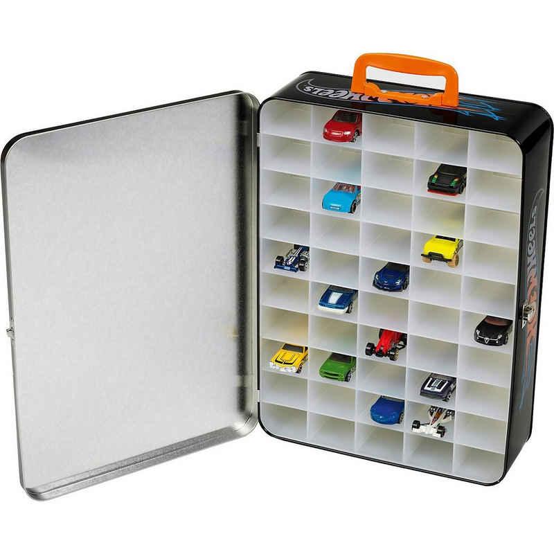Klein Spielzeug-Auto »Hot Wheels Jubiläumskoffer für 50 Autos«