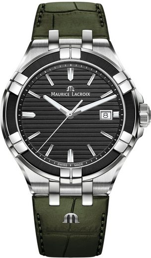 MAURICE LACROIX Schweizer Uhr »Aikon Quarz, AI1008-PVB21-330-1«