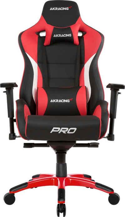 AKRacing Gaming-Stuhl »Master Pro Rot«