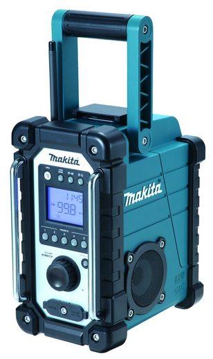 Makita »DMR107« Baustellenradio (UKW, Mittelwelle)