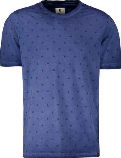 Garcia T-Shirt mit Allover Print