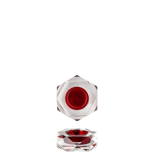 Rosenthal Teelichthalter »Geschenkserie Stella Rot Tischlicht« (1 Stück)