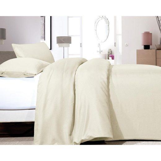 Bettbezug »ZENSATION SATIN POINT - Bettbezug +Kissenbezüge«, Sitheim-Europe, Weich, geschmeidig und wärmeregulierend