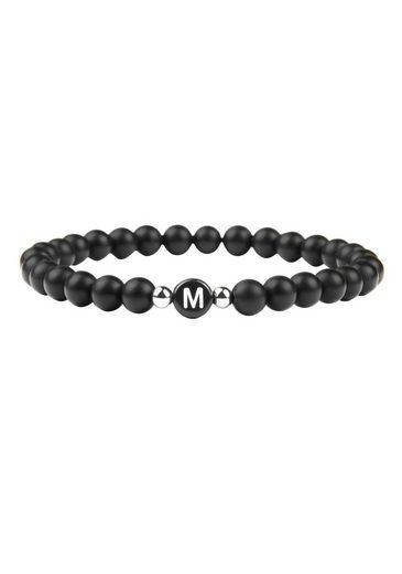 GOOD.designs Armband »Buchstabenperlen M«