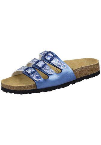 »560065« sandalai Bioline Pantolette F...