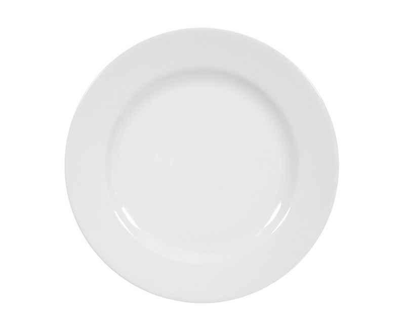 Seltmann Weiden Frühstücksteller »Rondo/Liane weiß Frühstücksteller 20cm«
