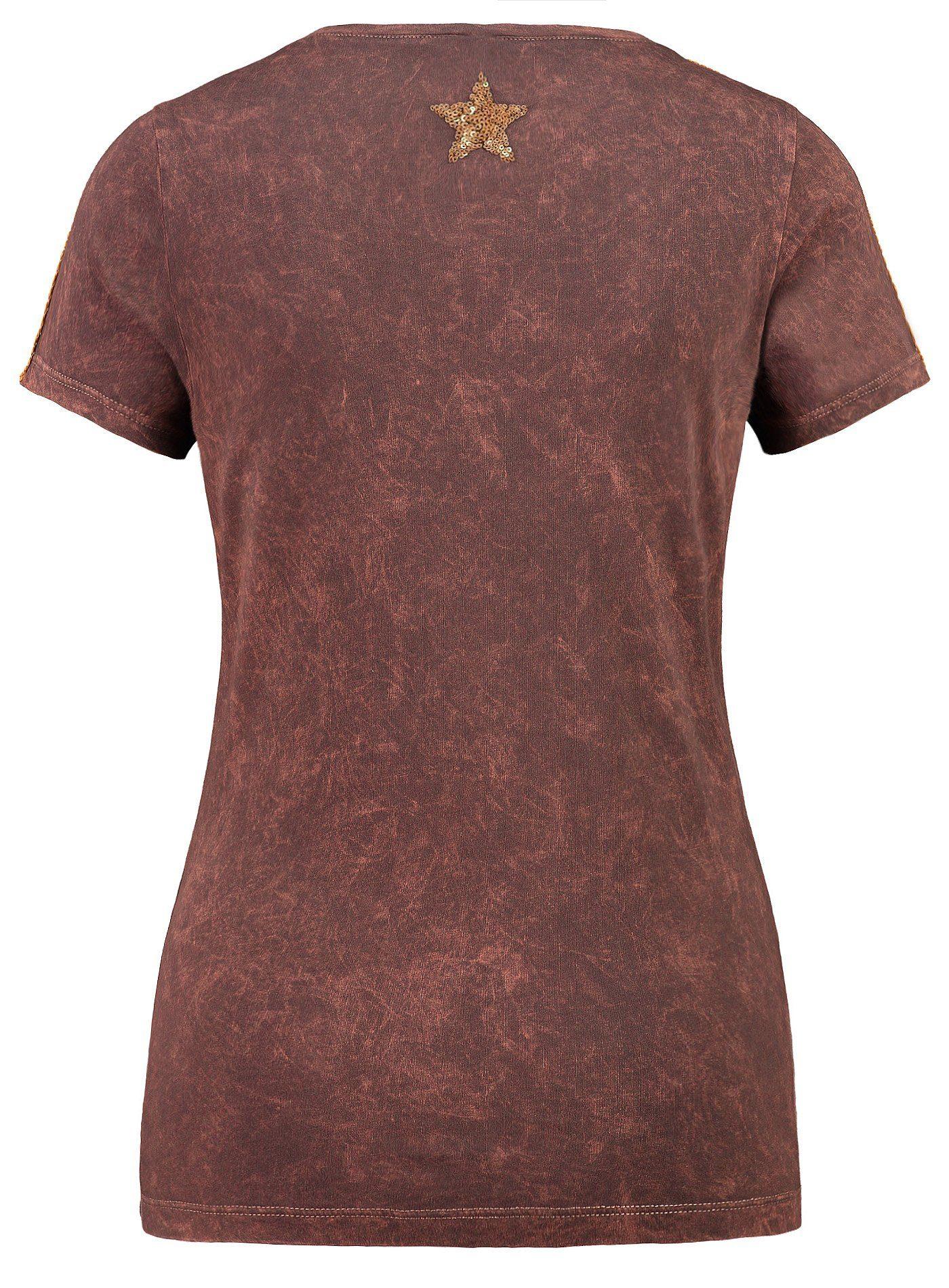 Key Largo T-Shirt WT Capital mit U-Boot-Ausschnitt