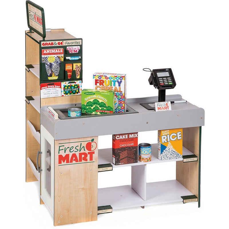 Melissa & Doug Kaufladen »Fresh Mart Einkaufsladen aus Holz«