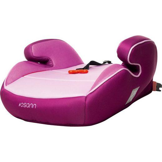 Osann Kindersitzerhöhung »Sitzerhöhung Junior Isofix, inkl. Gurtfix, Acqua,«
