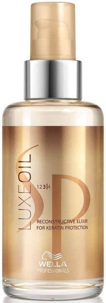 Wella Professionals Haarelexier »SP Luxe Oil Reconstructive Elixir«, glänzende Pflege