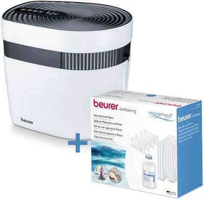 BEURER Kombigerät Luftbefeuchter und -reiniger MK 500 + MK 500 Kombi Set, für 50 m² Räume, inklusive Kombi-Set