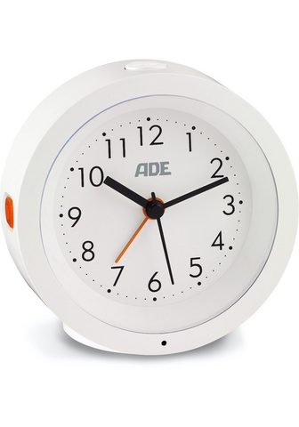 ADE Wecker »CK1719« analog geräuschloser W...