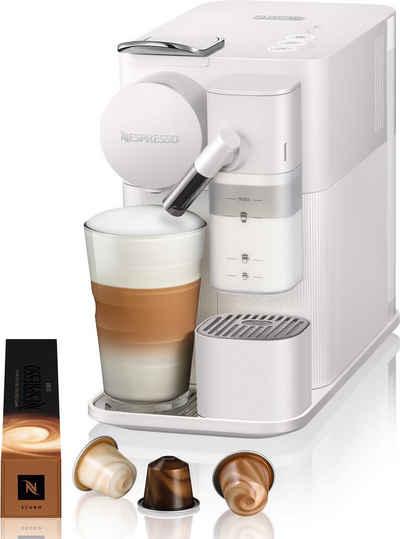 Nespresso Kapselmaschine Lattissima One EN510.W, weiß