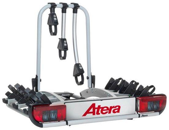 ATERA Kupplungsfahrradträger »Strada DL3«, für max. 3 Räder, (Komplett-Set)