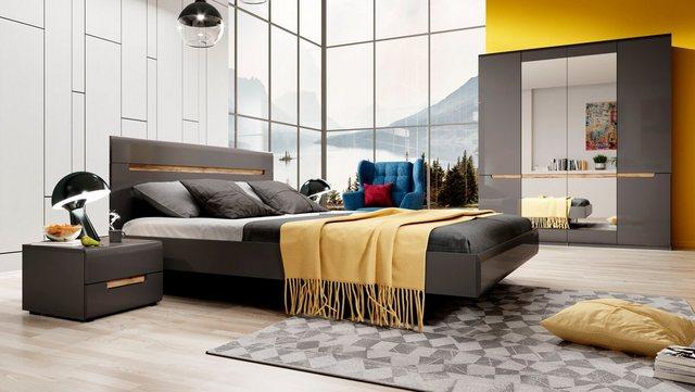 Schlafzimmer Sets - Schlafzimmer Set »Hektor«, (4 St)  - Onlineshop OTTO