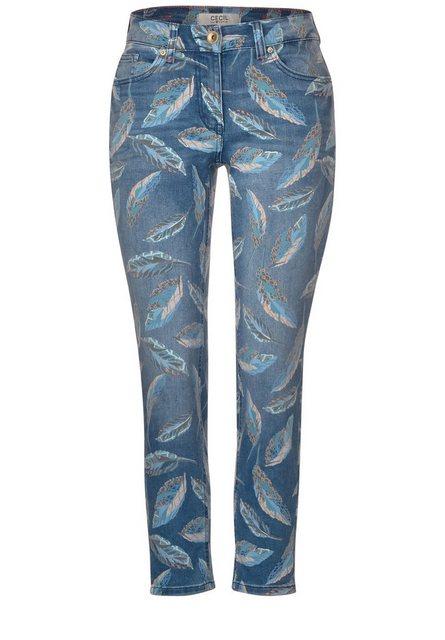 Hosen - Cecil Loose fit Jeans mit Stretchanteil ›  - Onlineshop OTTO