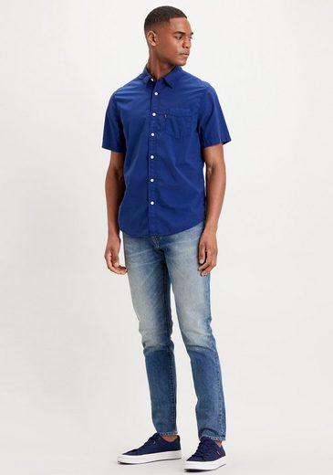 Levi's® Kurzarmhemd mit Brusttasche