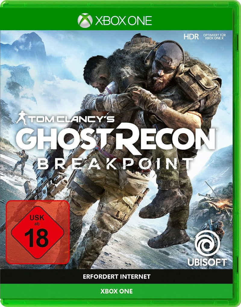 Tom Clancy's Ghost Recon B Xbox One