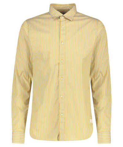 Scotch & Soda Hemd »Herren Hemd Regular Fit Langarm«