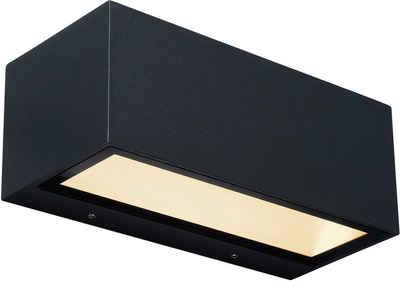 LUTEC LED Außen-Wandleuchte »GEMINI 5189112012«