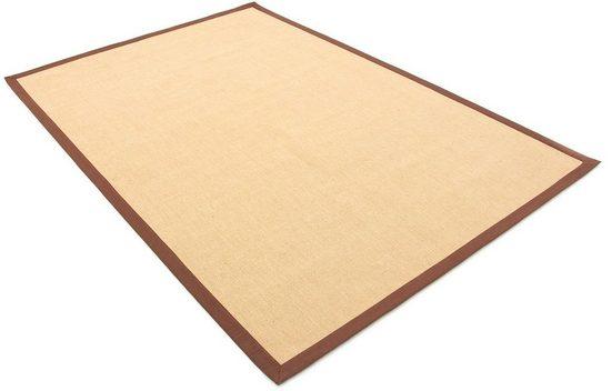Sisalteppich »Sisal«, carpetfine, rechteckig, Höhe 5 mm