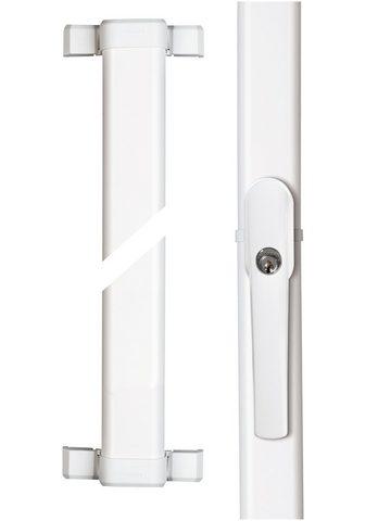 ABUS Fensterzusatzschloss »FOS550 W AL0125«...