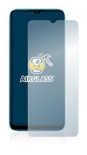 BROTECT Schutzfolie »Panzerglasfolie für Realme C3i«, Schutzglas Glasfolie klar