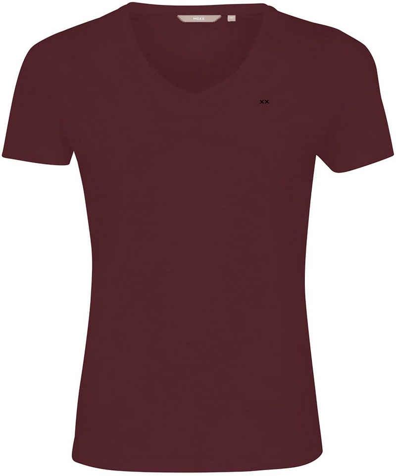 Mexx Kurzarmshirt in Unifarben erhältlich