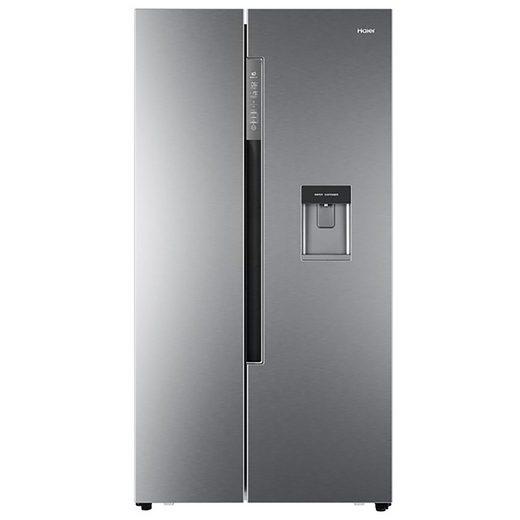 Haier Kühlschrank HRF-522IG7 A++, 179 cm hoch, 90 cm breit, Wasserpender Externes Tür Display Total No Frost