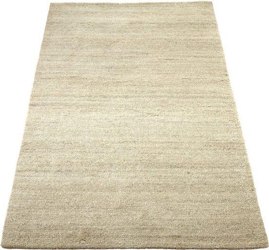 Wollteppich »Berber«, Home affaire, rechteckig, Höhe 10 mm