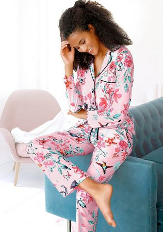 Vivance Dreams Pižama in Klasikinio stiliaus Form su ...