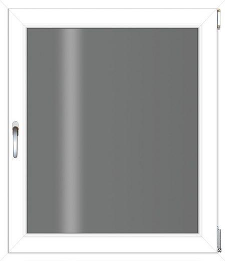 RORO TÜREN & FENSTER Kunststoff-Fenster BxH: 75x90 cm, ohne Griff