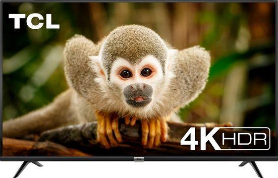 TCL 55DB600 LED-Fernseher (139,7 cm/55 Zoll, 4K Ultra HD, Smart-TV, Alexa kompatibel)