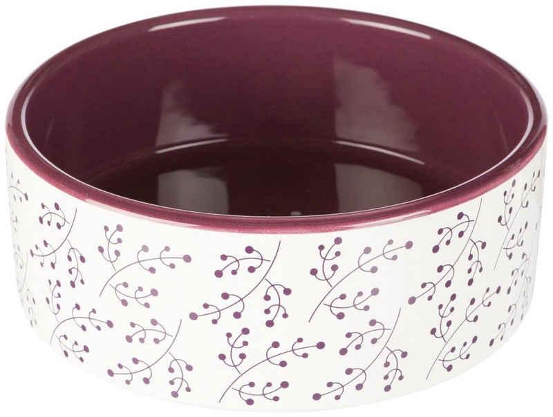 TRIXIE Futternapf, Keramik, 800 ml, Ø 16,5 cm
