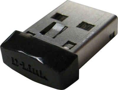 D-Link »DWA-121 Wireless N 150 Micro USB Adapter« Adapter