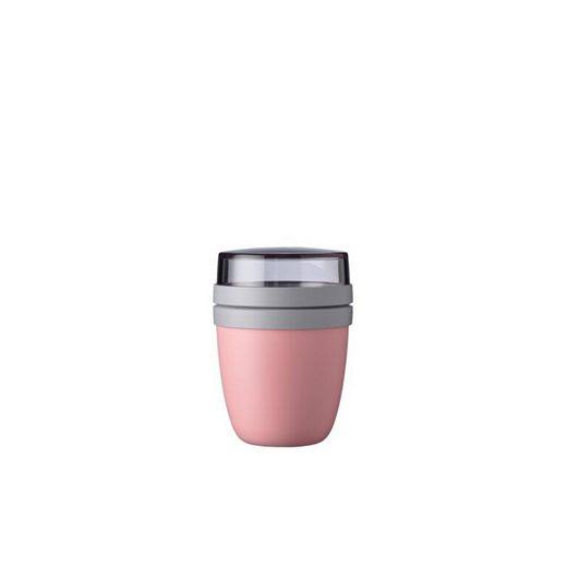 Mepal Lunchbox »Lunchbehälter Ellipsen Mini«, Polypropylen, (1-tlg)