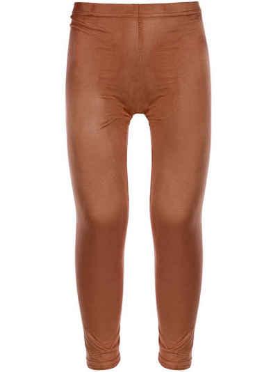 KMISSO Leggings »Mädchen Freizeit Leggings Hose« (1-tlg) casual