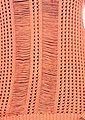 Corley originals Strickpullover »CORLEY Pulli Damen Grobstrick-Pullover Rot«, Bild 3
