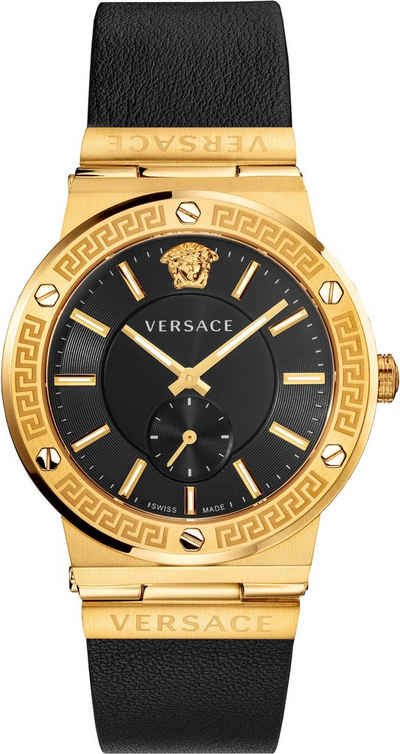 Versace Schweizer Uhr »Greca Logo, VEVI00220«