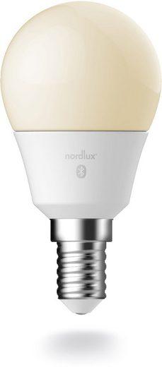 Nordlux »Smartlight« LED-Leuchtmittel, E14, 3 Stück, Farbwechsler, Smart Home Steuerbar, Lichtstärke, Lichtfarbe, mit Wifi oder Bluetooth