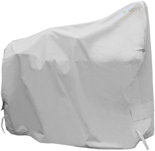 Tepro Grill-Schutzhülle, BxLxH: 114x66x109 cm, für Smoker klein