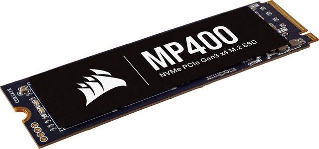 Corsair MP400 8TB NVMe PCIe Gen3 x4 M.2 SSD interne SSD 2 8 TB