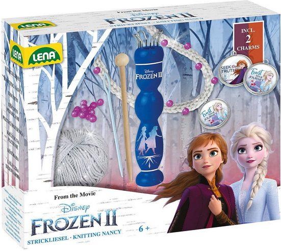 Lena® Kreativset »Strickliesel Disney Frozen II«