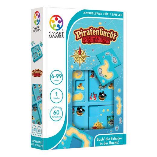 Smart Games Spielesammlung, Logikspiel »Piratenbucht«