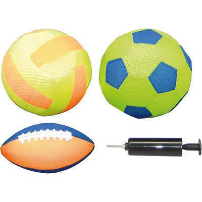 Best Sporting Beachball »Mesh Ballset 4-tlg.«