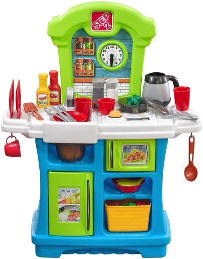 Step2 Spielküche »Little Kitchen« Kunststoff, BxLxH: 66x28x86 cm
