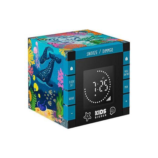 BigBen Radiowecker »Kids Wecker R70 - Ocean mit Projektor«