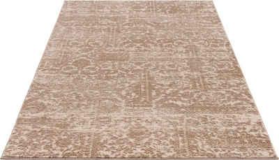 Teppich »Dilani«, Home affaire, rechteckig, Höhe 12 mm, Hoch-Tief-Effekt, Wohnzimmer